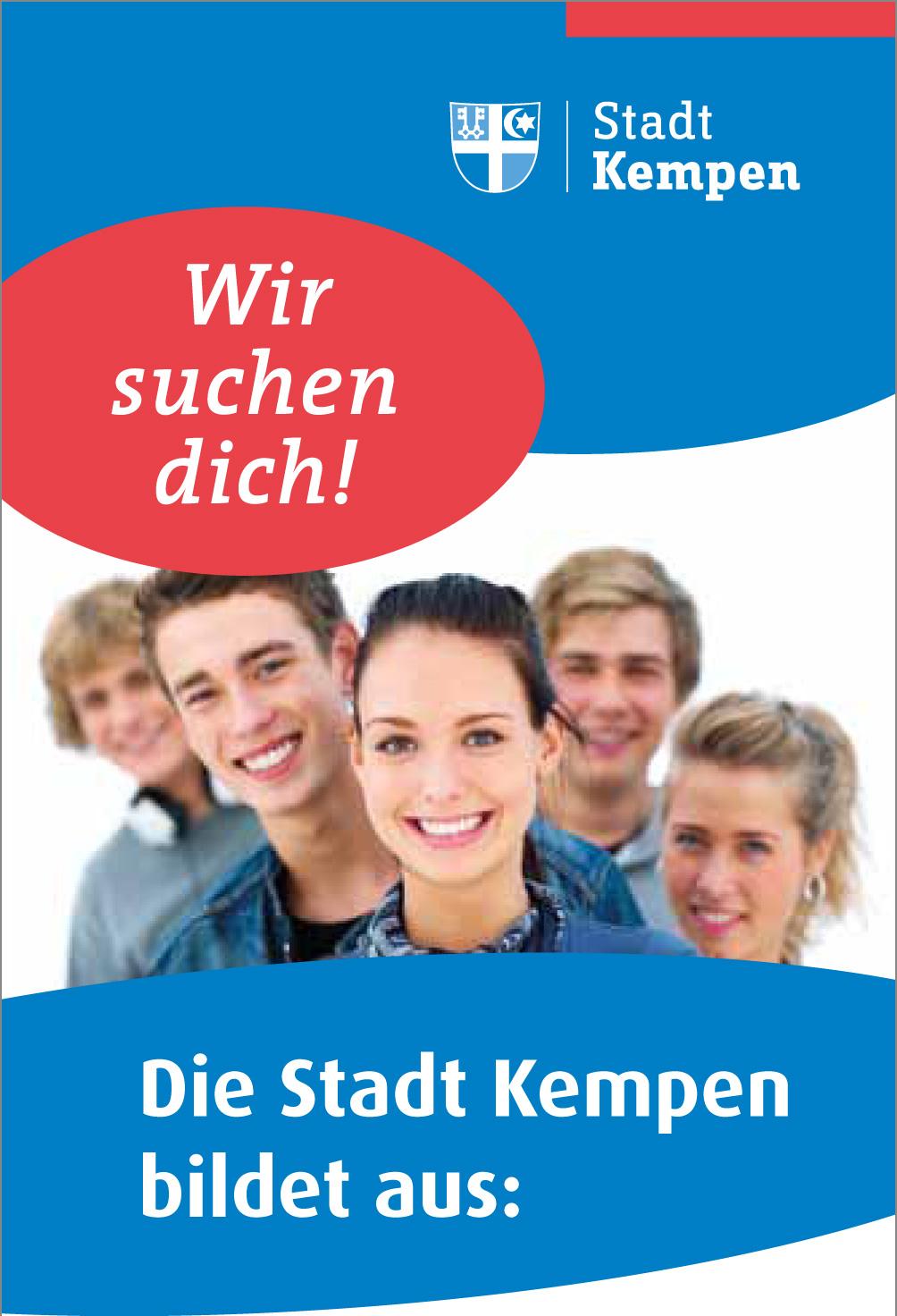 Stadt Kempen Ausbildungsangebot