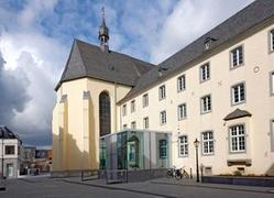 Eingang Kulturforum Franzkiskanerkloster, © Ralph Braun, Stadt Kempen