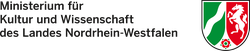 Landeswappen NRW ©Ministerium für Kulturund Wissenschaften des Landes Nordrhein-Westfalen